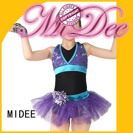 MIDEE adjustable ballet attire for adults odm show