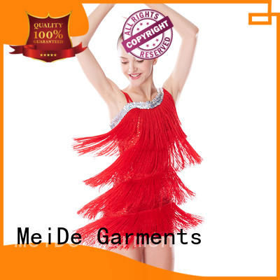 MIDEE professional dress jazz leotards for wholesale show