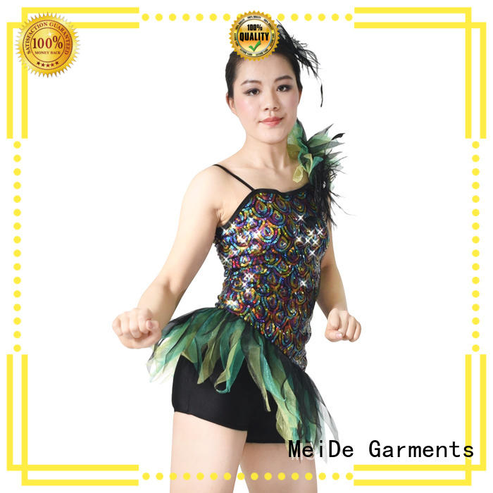 odm jazz outfits for girls manufacturer Stage MIDEE