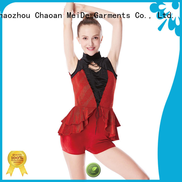 MIDEE jazz dance costumes for competition for wholesale performance