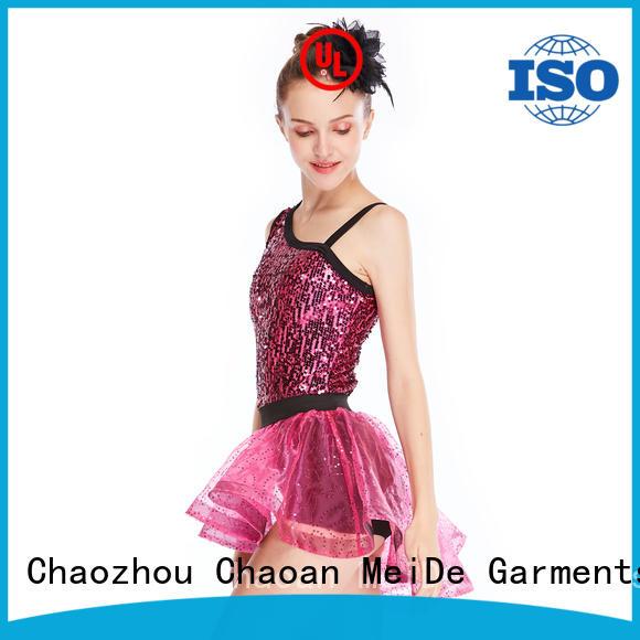 jazz dance dress fringed manufacturer dancer