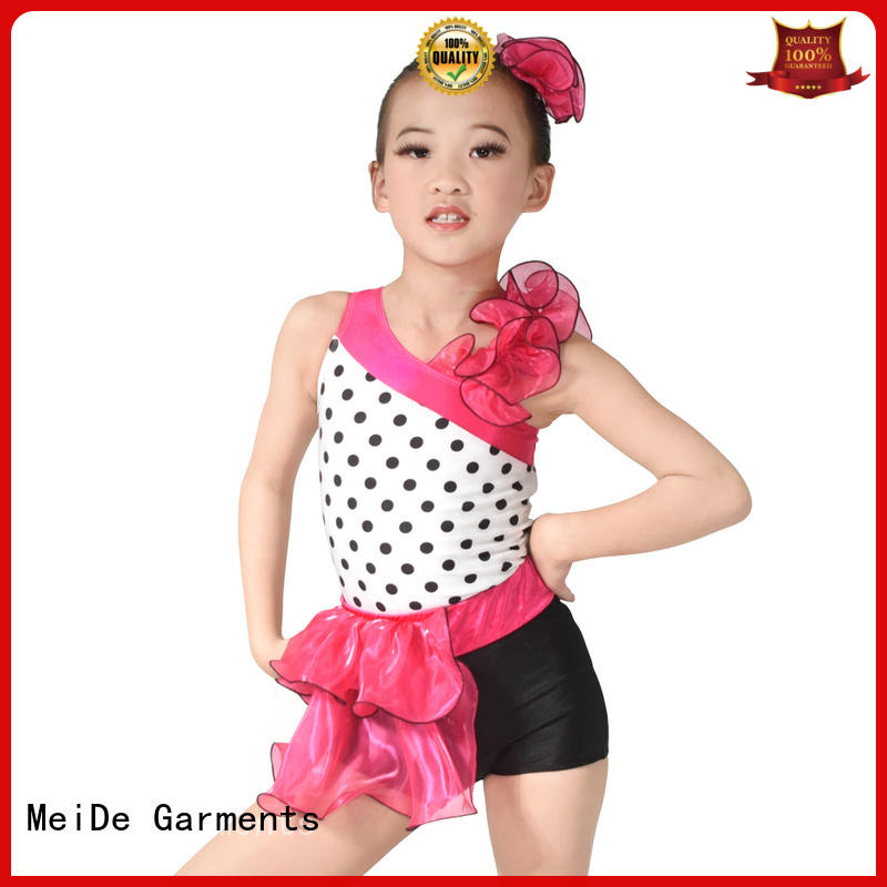 MIDEE professional dress jazz costumes for kids for wholesale performance