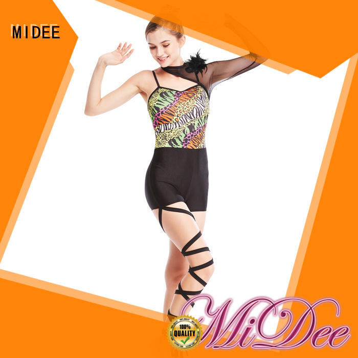 MIDEE professional dress jazz clothing for wholesale dancer
