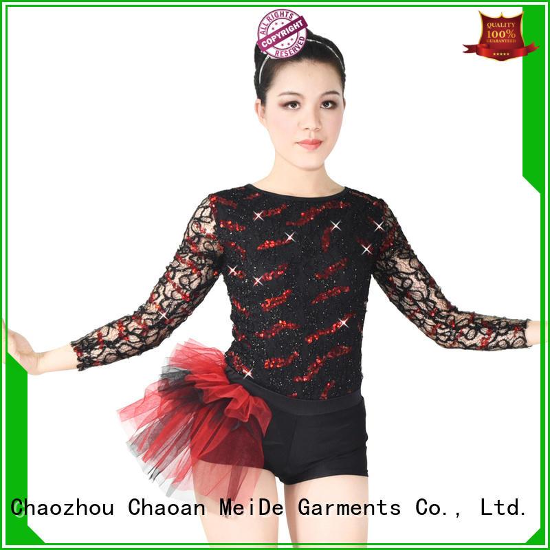 MIDEE midee jazz solo costumes manufacturer performance