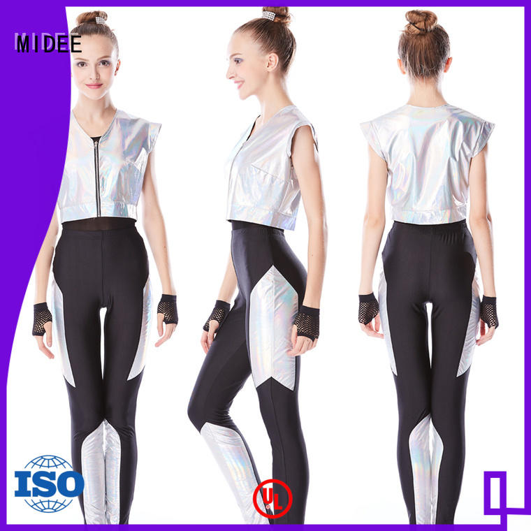 odm jazz costumes for competition shorts customization Stage