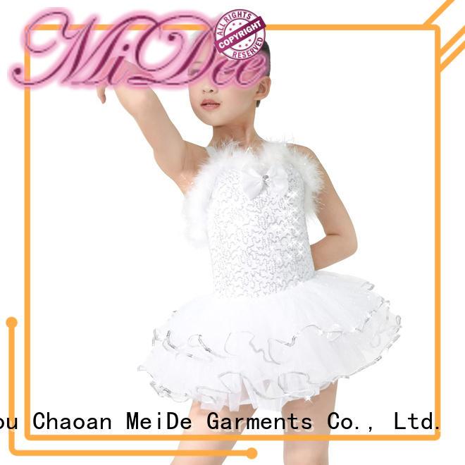 MIDEE dance ballet dress toddler odm performance