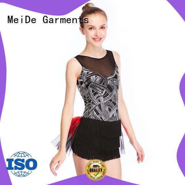 MIDEE wear latin dance costumes manufacturer dancer
