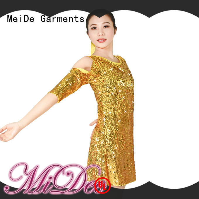 MIDEE odm jazz costumes dance solo manufacturer performance