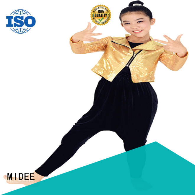 MIDEE jazz costumes for kids for wholesale performance
