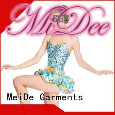MIDEE odm jazz outfits ladies for wholesale dance school