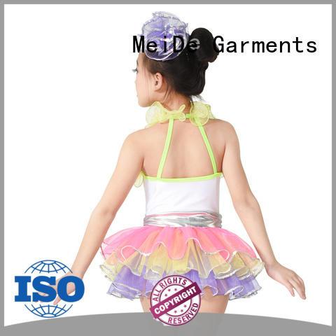 MIDEE wear womens ballet leotards odm show