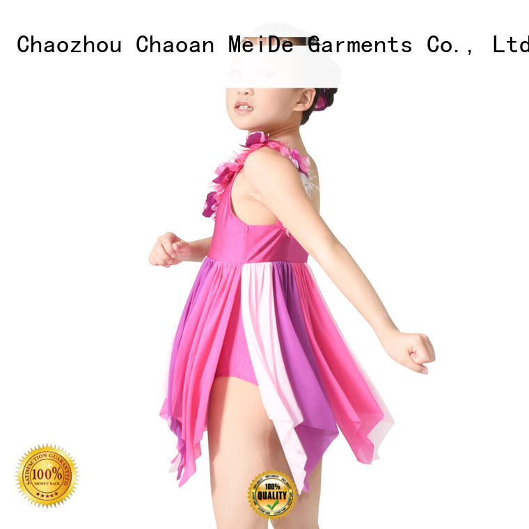 MIDEE comfortable ballet clothes factory price show