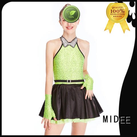odm tap dance costumes fringed customization dance school