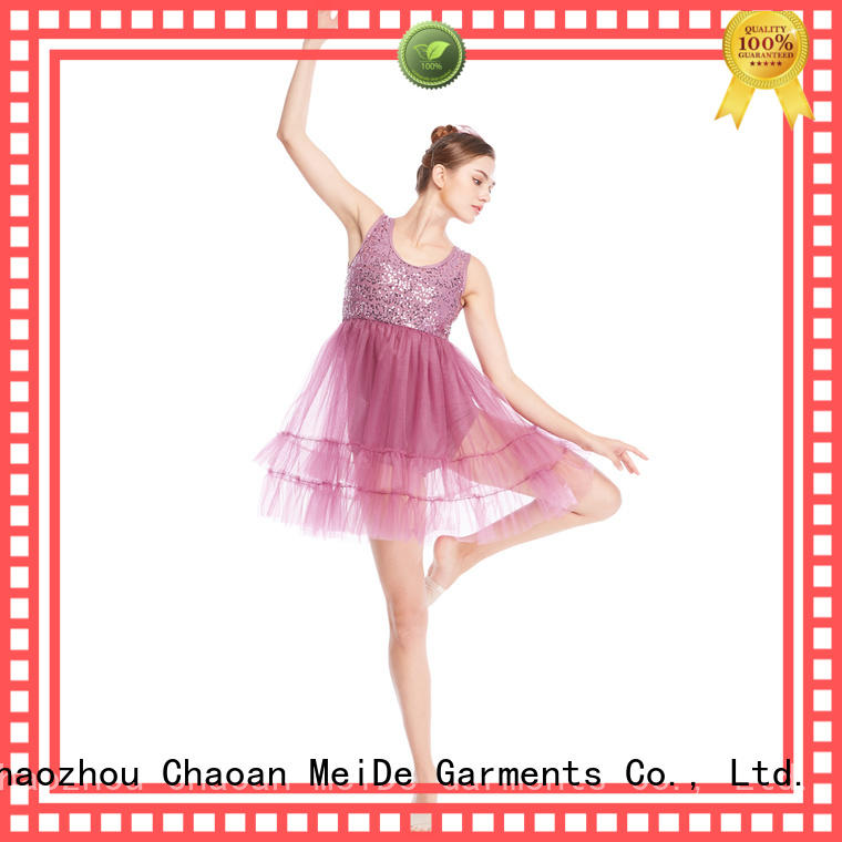 MIDEE customization adult dance clothes dance clothes competition