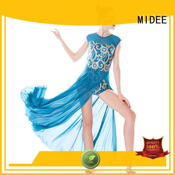 dance performance wear supplier activities MIDEE
