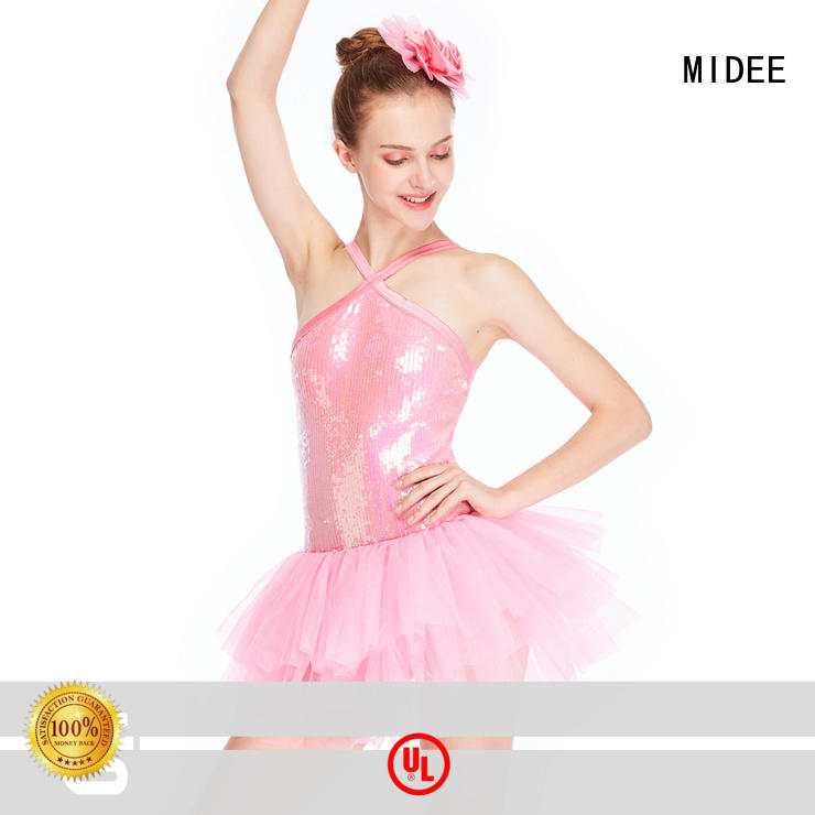 MIDEE costume toddler ballet clothes factory price Stage