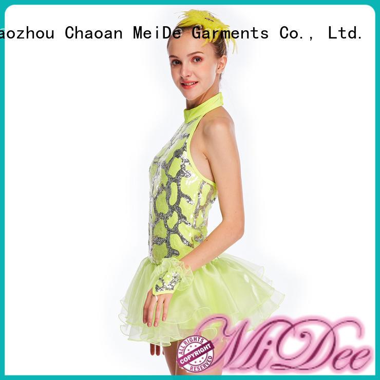 MIDEE anti-wear ballet attire factory price dancer