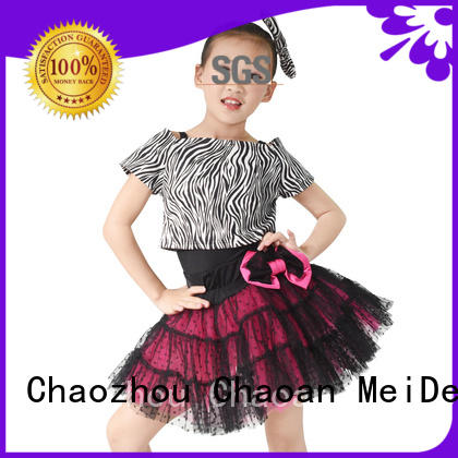 comfortable kids ballet dress top factory price competition