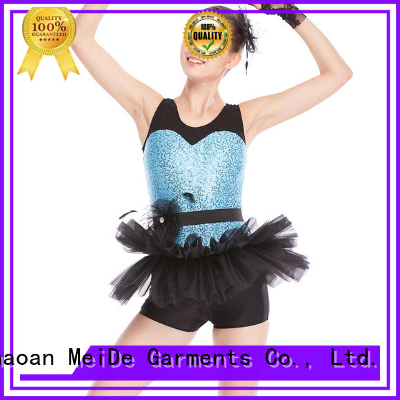 MIDEE anti-wear toddler ballet outfit bulk production show