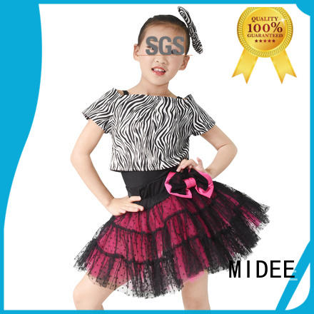 MIDEE comfortable ballet attire for toddlers highlow Stage