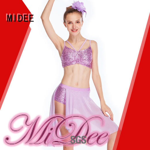 MIDEE full lyrical solo costumes dance clothes show