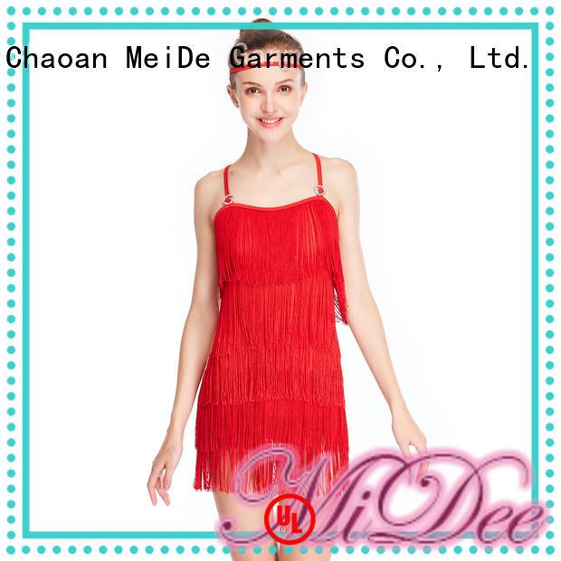 professional dress jazz dance dress top for wholesale dance school