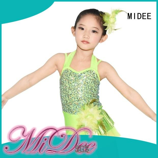 MIDEE one ballet dresses for girl bulk production performance