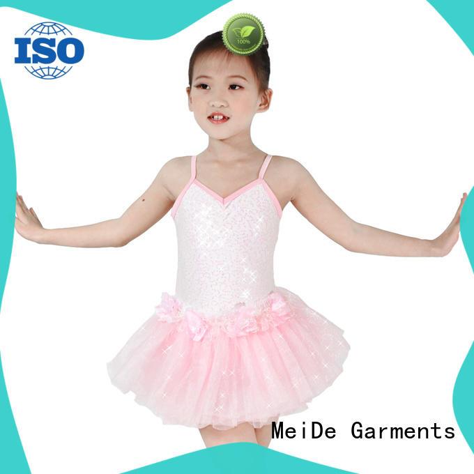 MIDEE velvet ballet skirt factory price Stage