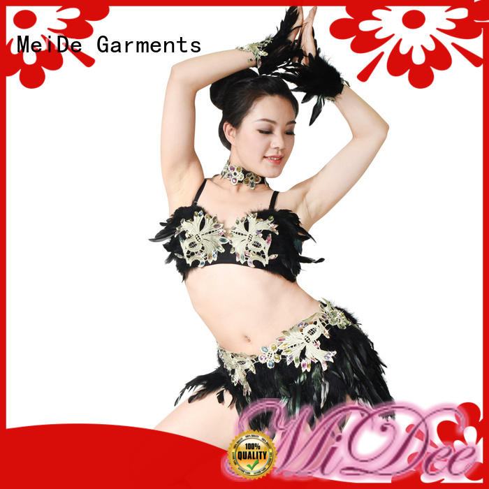 MIDEE latin dance costumes customization performance
