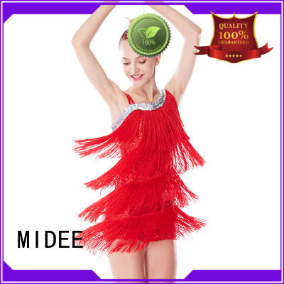 odm jazz dance costumes for women customization Stage