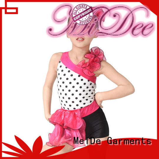 MIDEE tie jazz costumes customization show