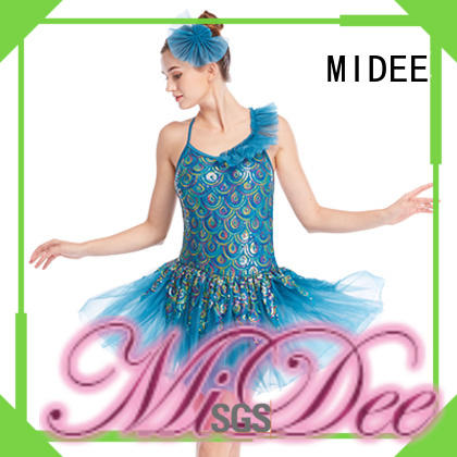 MIDEE dresses ballet clothes odm show