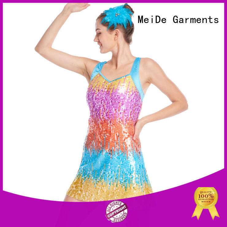 MIDEE skirt jazz costumes dance solo manufacturer dancer