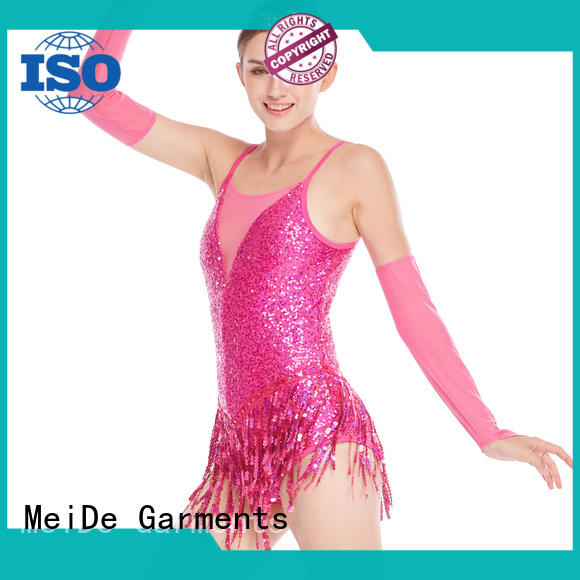 MIDEE black tap dance costumes manufacturer performance