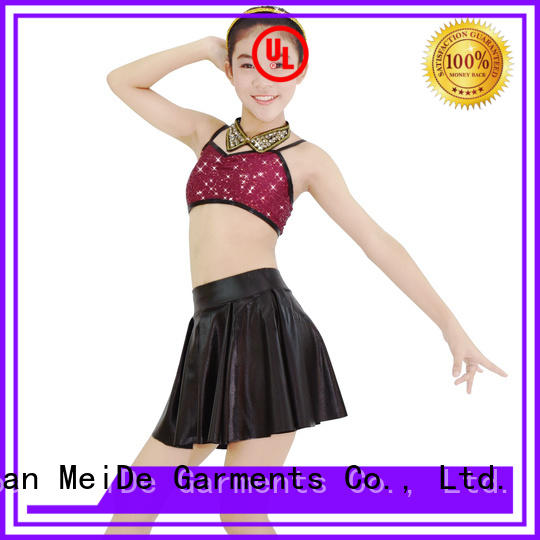 jazz dance outfits floral show MIDEE