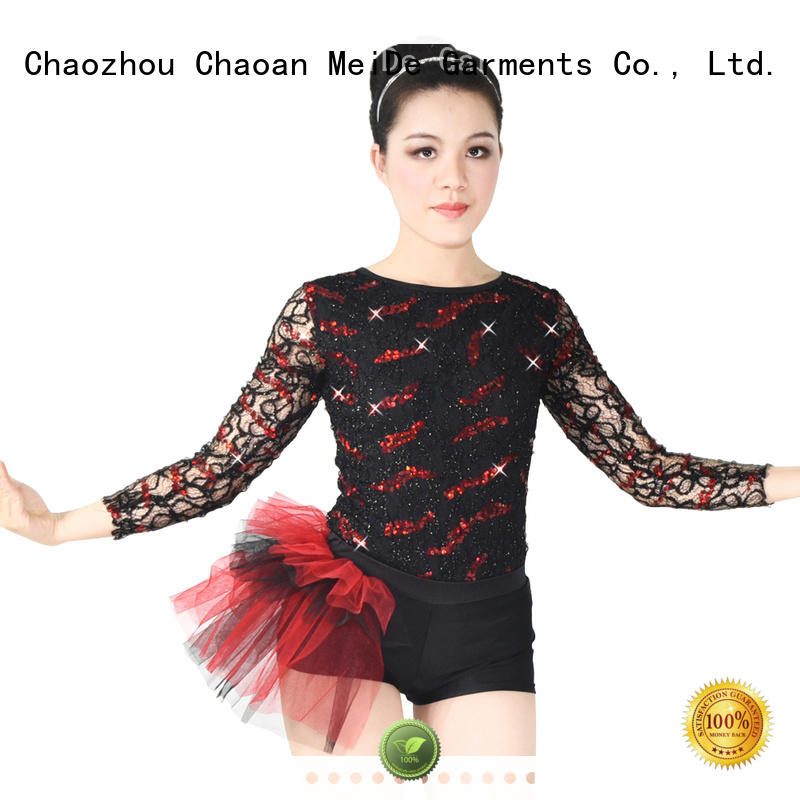 MIDEE dress jazz clothing for wholesale Stage