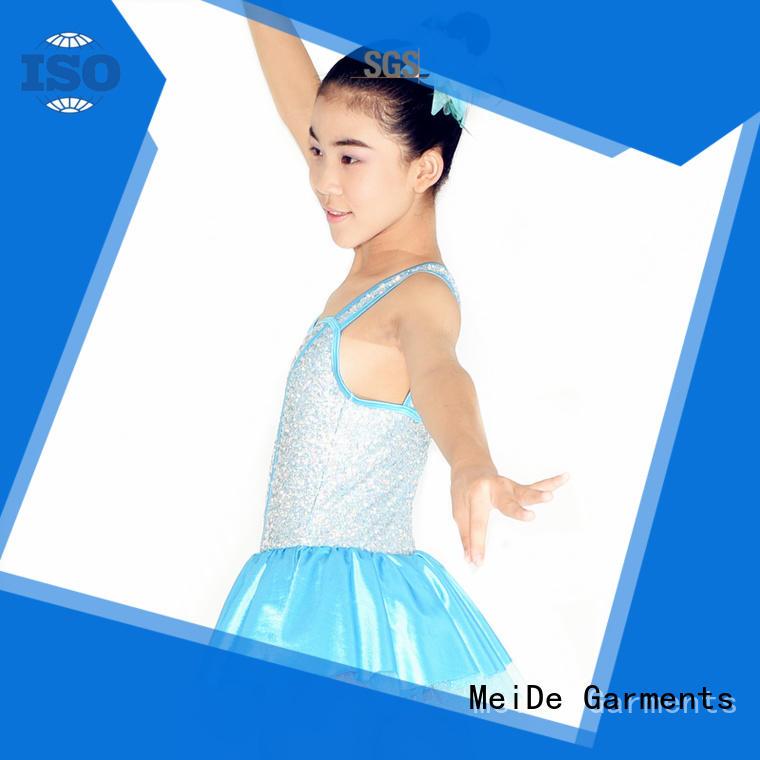MIDEE dresses toddler ballet leotards factory price show