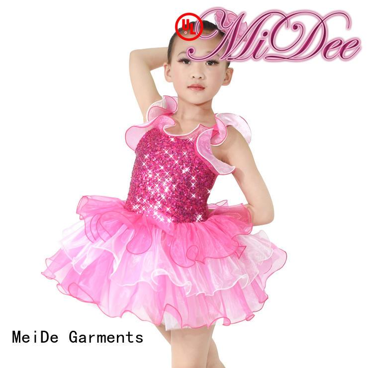 anti-wear kids ballet outfit wear odm show