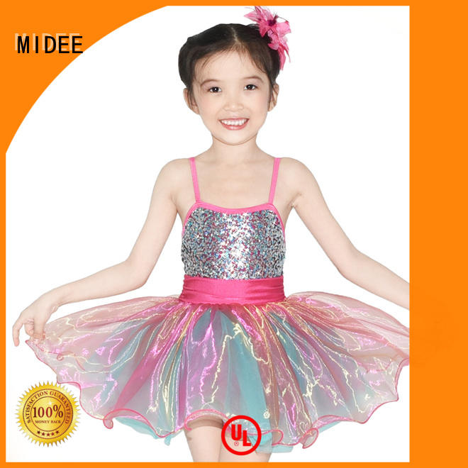 MIDEE ballet kids ballet outfit odm performance