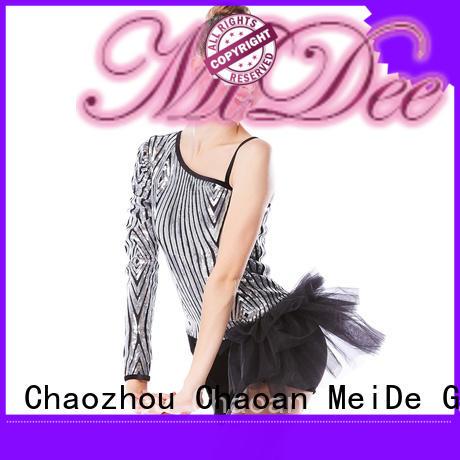 MIDEE adjustable ballet attire odm performance