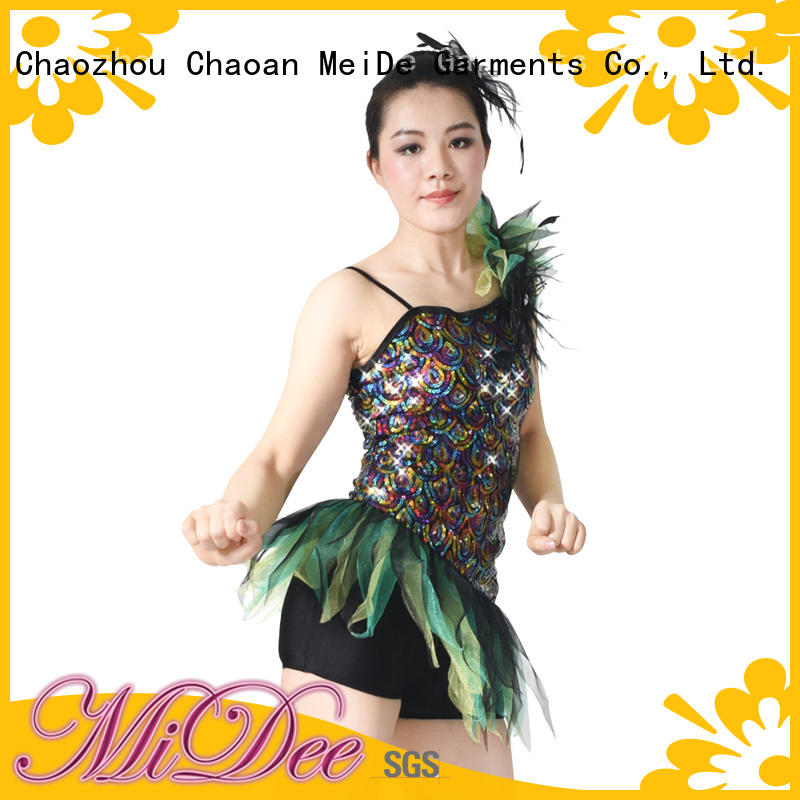 MIDEE neck jazz outfits for wholesale Stage
