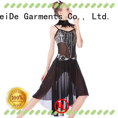 spiral womens lyrical dance costumes costume performance MIDEE