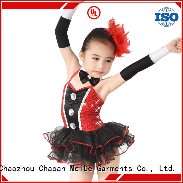 MIDEE anti-wear toddler ballet clothes bulk production dance school