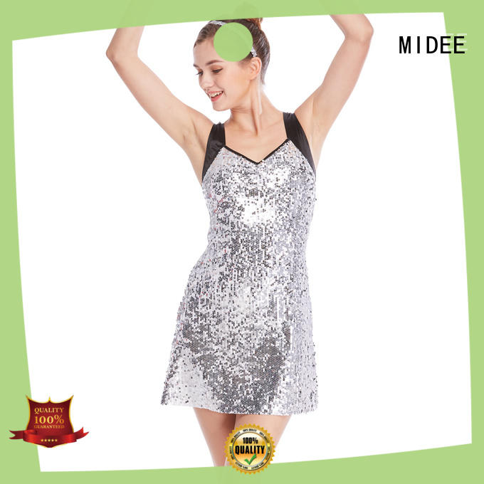 professional dress jazz clothing midee manufacturer competition