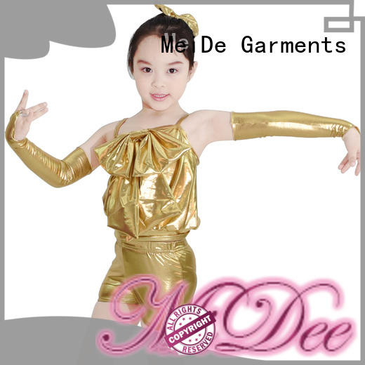 MIDEE professional dress jazz costumes for kids for wholesale show