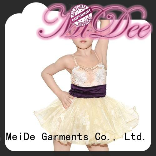 MIDEE anti-wear ballet dresses for adults bulk production show