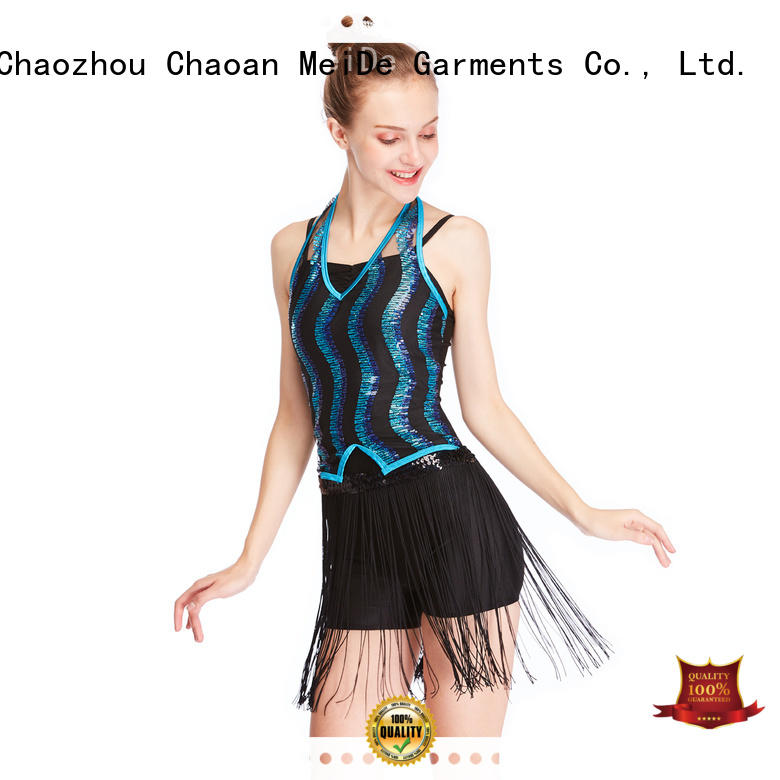 professional dress jazz dance costumes contrasting manufacturer competition