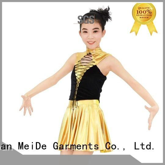 professional dress jazz dance outfits white for wholesale dancer