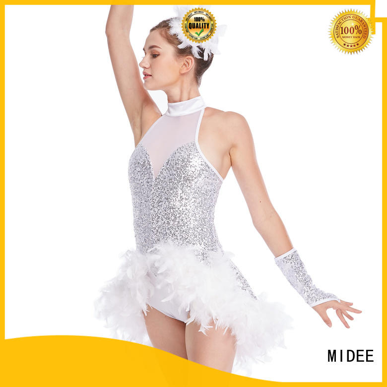 MIDEE odm jazz dance outfits for wholesale dance school