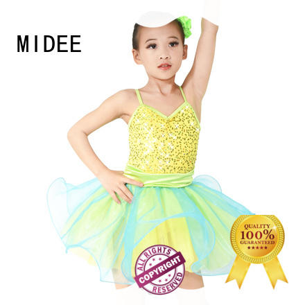 comfortable ballet dresses for girl highlow factory price competition